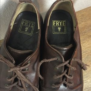 Frye Shoes - Frye Brown Leather Oxfords Buyer Note 11